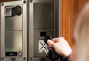2-draads deurcommunicatiesysteem